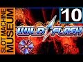 WILD FLASH (Bally) - [Slot Museum] ~ Slot Machine Review