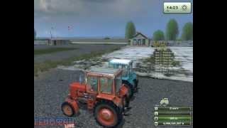Скачать бесплатно пак модов тракторов Беларус для игры фермер симулятор Farming Simulator 2013