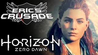 Horizon Zero Dawn [29] Cleansing The Shrines (Let's Play - Gameplay)