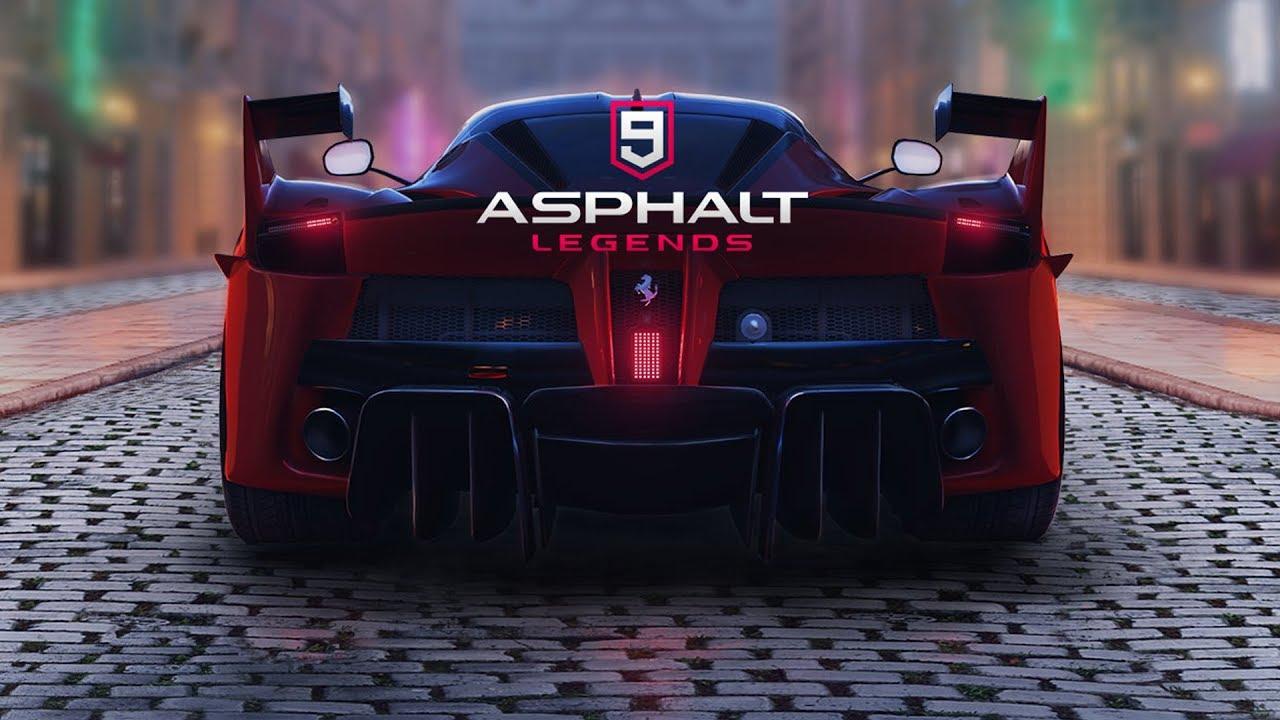 Asphalt 9: Legends | Games | Pocket Gamer