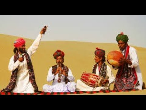 Daru Rajasthani Folk Song ( Langa Party Song ) 2017