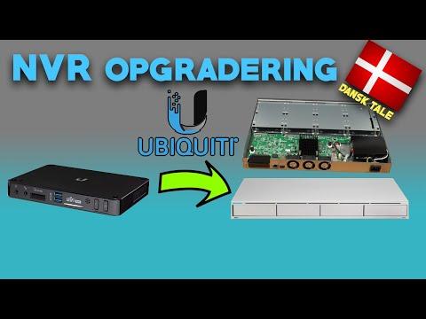 Ubiquiti UniFi Protect Network Video Recorder - mit første kig