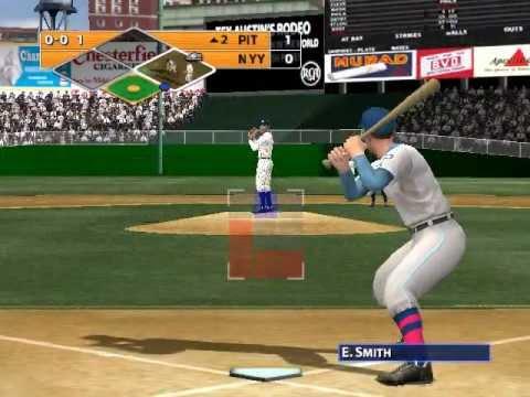 MVP Baseball 2005 1927 Mod (World Series (Pirates @ Yankees))