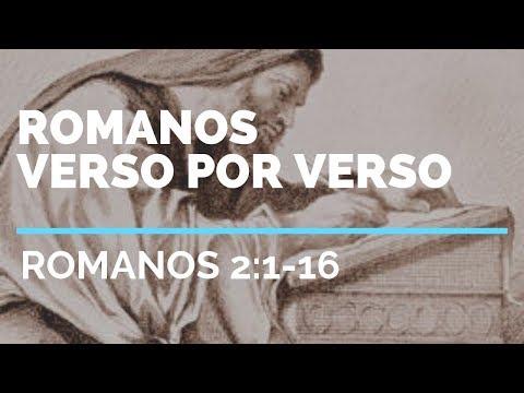romanos-2:1-16---juzgar-a-otros---el-juicio-de-dios---romanos-verso-por-verso---canal-cristiano