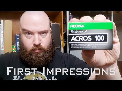Fujifilm Neopan Acros 100 First Impressions | Days of Knight 170724.2-058