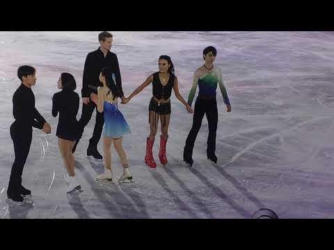 4CC Gala finale 09.02.20 Yuzuru Hanyu fancam