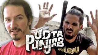 UDTA PUNJAB - Official Trailer REACTION & REVIEW