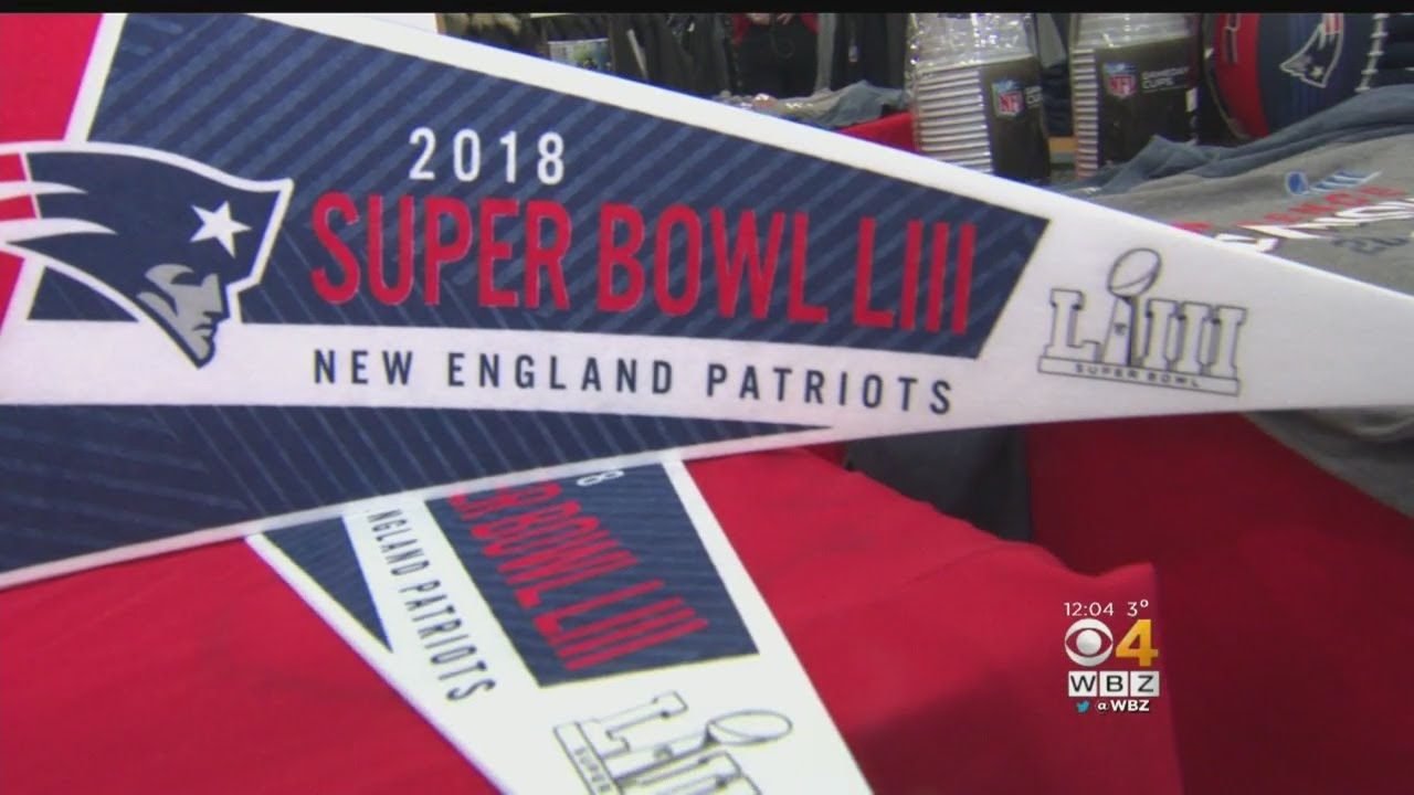Eager Patriots Fans Stock Up On AFC Championship Gear - YouTube 09ed0bdd6