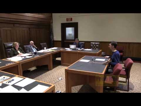 Talking to NH Senators About Drug Decriminalization