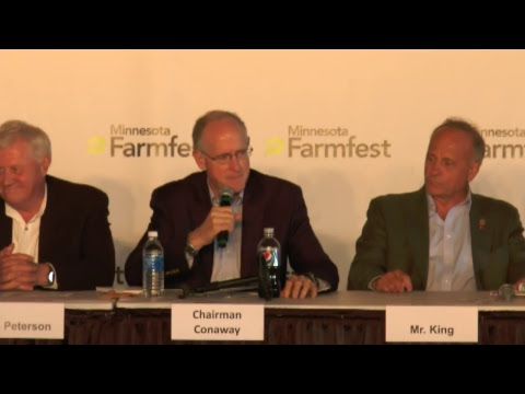 The Next Farm Bill; Conversations in the Field