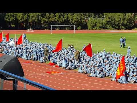 Beijing Sports University Sept 2017 3rd Day Stadium