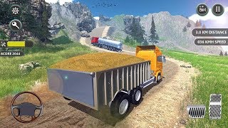 Cargo Offroad Truck Driver Sim Hill Climb Driving (by Wallfish Inc) Android Gameplay [HD]