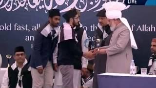 Discours de clôture du Calife de l'Islam - Ijtema MKA Royaume-Uni 2015