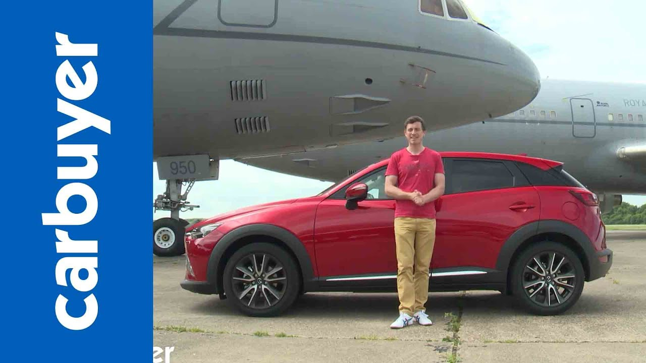 Mazda Cx 3 Review Carbuyer Youtube