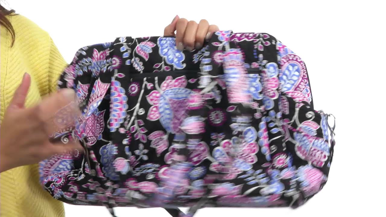 Vera Bradley Stroll Around Baby Bag Sku 8611040
