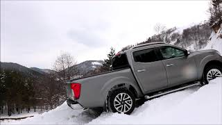 OFF ROAD Tires (Lastik) TEST !!! Nissan NAVARA vs Mitsubishi L200.  BF goodrich mud vs Bridgestone