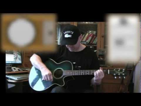 Pumped Up Kicks Foster The People Acoustic Guitar Lesson Easy