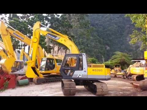 SUMITOMO S265F2-06996XX EXCAVATOR