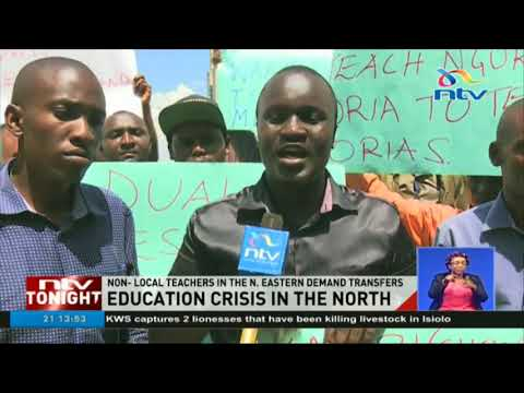 Teachers in the North Eastern region decry insecurity