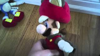 Thesuperplushybros Movie: Mario's Squirrely New Power