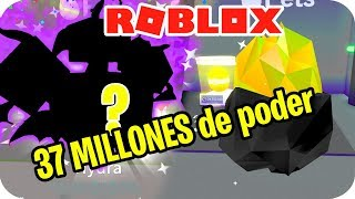 NEW PETS OF DARK MATTER IN PET SIMULATOR OF ROBLOX! (37 MILLION OF POWER)