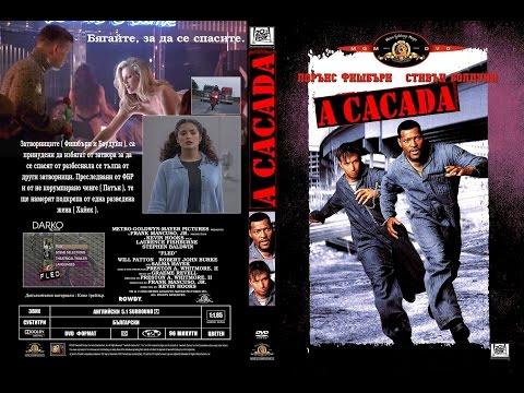 A Caçada (  Fled ) - TVRIP - 1996  - 2ªDUBLAGEM -  Laurence Fishburne