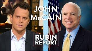 2016 Election and Money in Politics | John McCain | POLITICS | Rubin Report