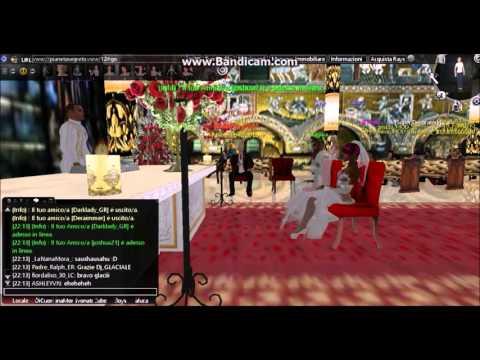 Matrimonio Cube e Raluca 15 Dicembre 2015 in 3D