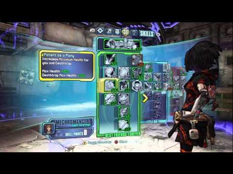 Borderlands 2 level 72 gaige anarchy shock build | FunnyDog TV