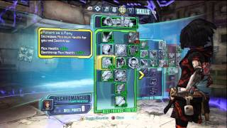 Borderlands 2 - Mecromancer Build- Chaotic Firehawk- ITS MADNESS
