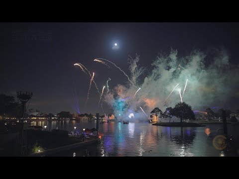 """RETIRED VERSION!!! - CLIFFLIX - """"IllumiNations: Reflections of Earth"""" 2017"""