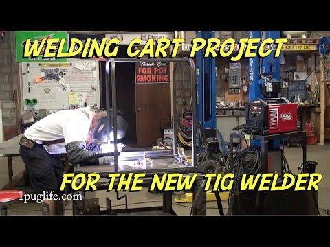 welding/plasma cart