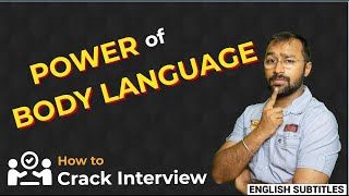 Interview Tips -The Perfect Body Language 💪