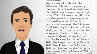 Freddie Mercury - Wiki Videos