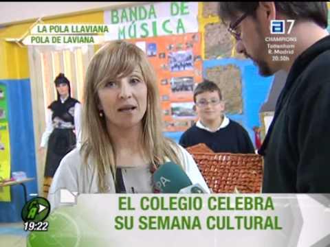 SEMANA CULTURAL COLEGIO POLA DE LAVIANA