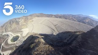 Fly Over Southern California's Largest Dam in 360