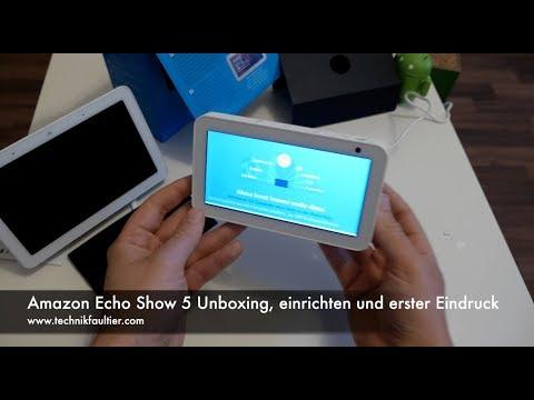 amazon-echo-show-5-unboxing,-einrichten-und-erster-eindruck