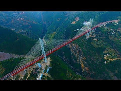 China's Beipanjiang Bridge wins Gustav Lindenthal Medal at International Bridge Conference