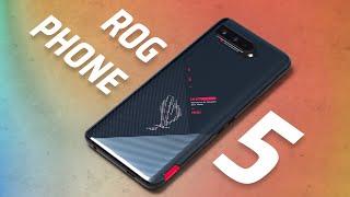 Mở hộp ASUS ROG Phone 5 chính hãng: Snapdragon 888, 16GB RAM, màn hình 144Hz