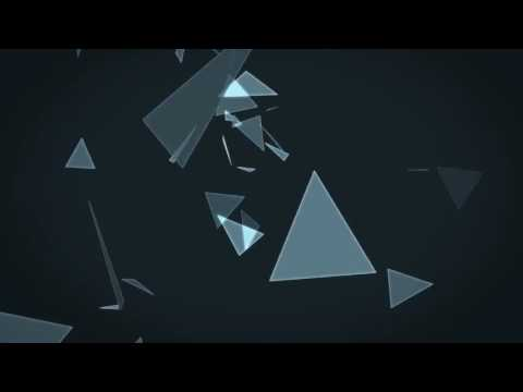 #2  Free Abstract Triangles Background Loop  HD