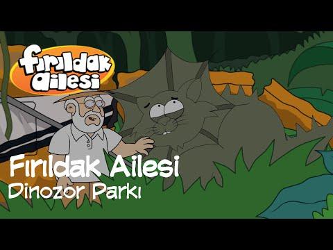Dinozor Park | Fırıldak Ailesi (3. Sezon 4. Bölüm)