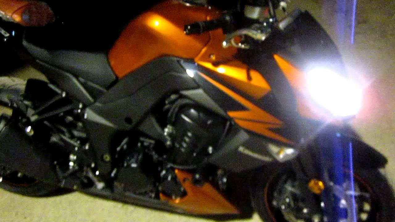 2012 Kawasaki Z1000 Karachi Pakistan Youtube