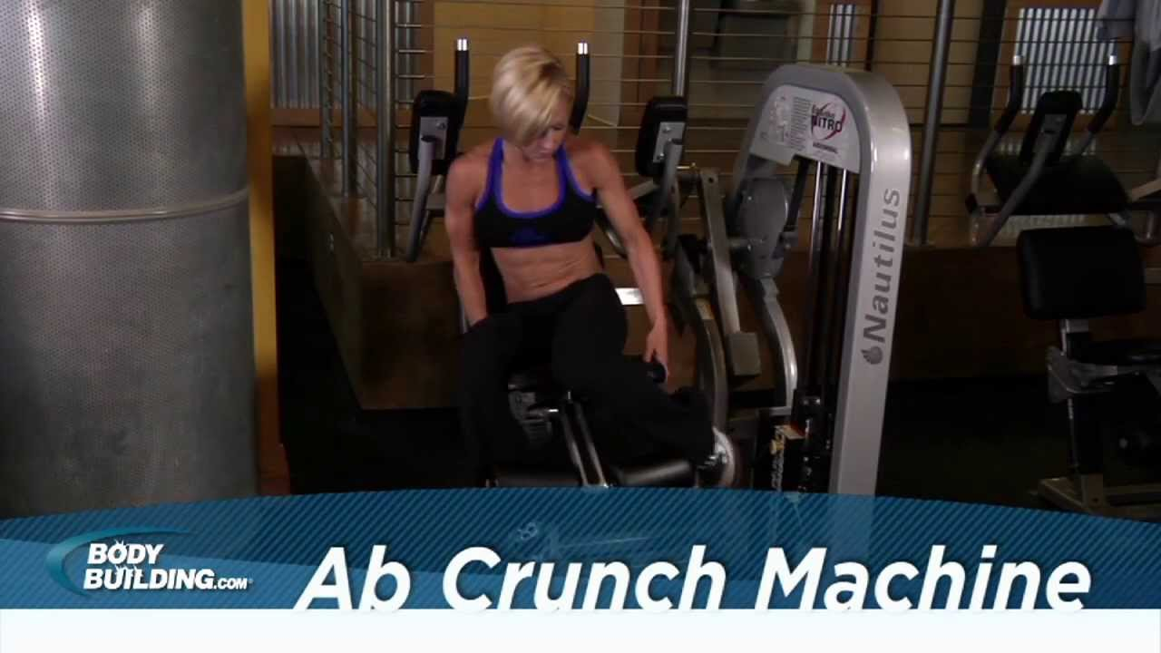 Ab Crunch Machine - Core / Abs - Bodybuilding.com