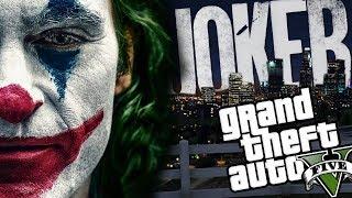The NEW Joker MOVIE MOD (GTA 5 PC Mods Gameplay)
