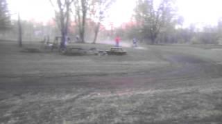 Barstool racing! Mid Michigan mad men practice