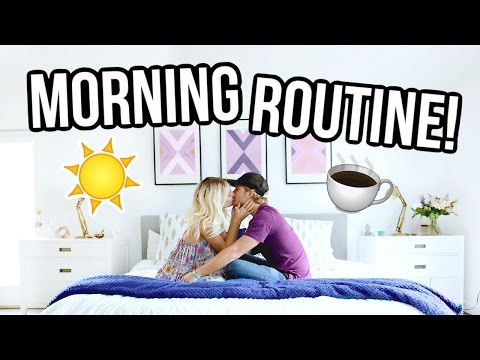MY MORNING ROUTINE | PARKER FERRIS