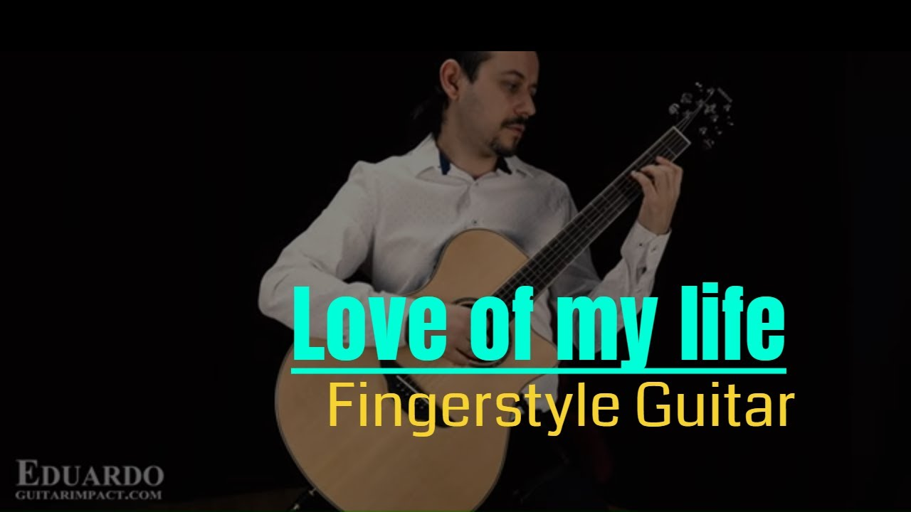 Acoustic guitar - Love of my life by Queen