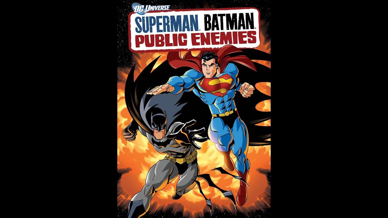Download Superman/Batman: Public Enemies Official Trailer
