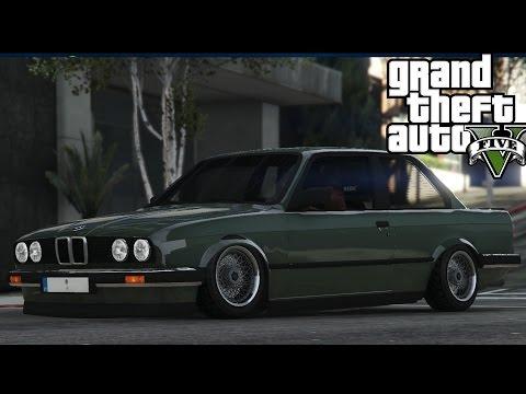 BMW E30 M3 - GTA 5 M POWER - YouTube