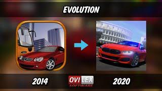 Evolution Of Driving School Ovilex Games From 2014 - 2020 screenshot 2